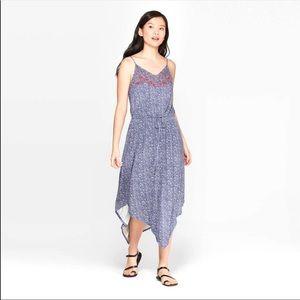 Knox Rose V-Neck Sleeveless Midi Dress
